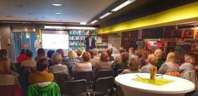 Lesung in der Decius-Buchhandlung Hannover
