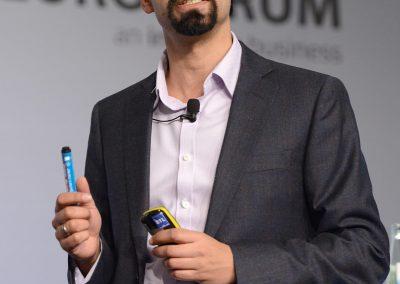 Prof. Kishor Sridhar, Bestseller-Autor, Leiter Verum Business Akademie