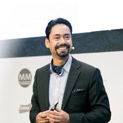 Kishor Sridhar Redner Impulsvortrag Change Digitalisierung Führung