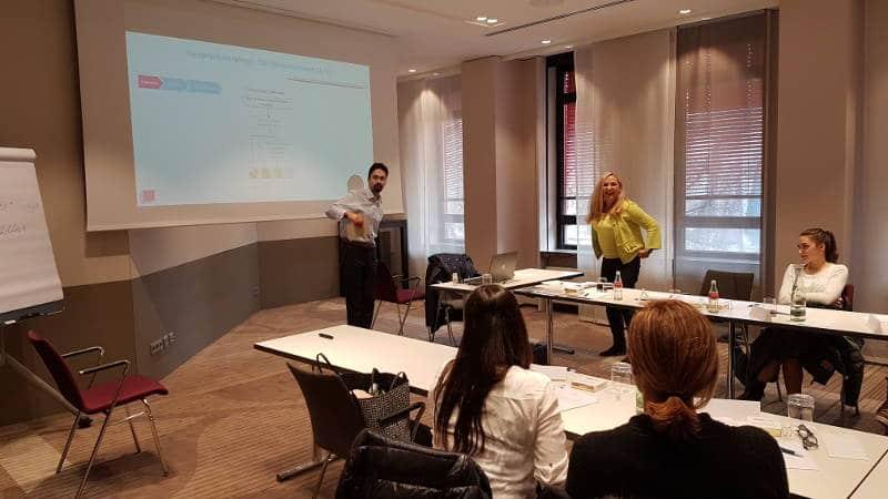 Führungskräfte Training Change und Digitalisierung mit Kishor Sridhar