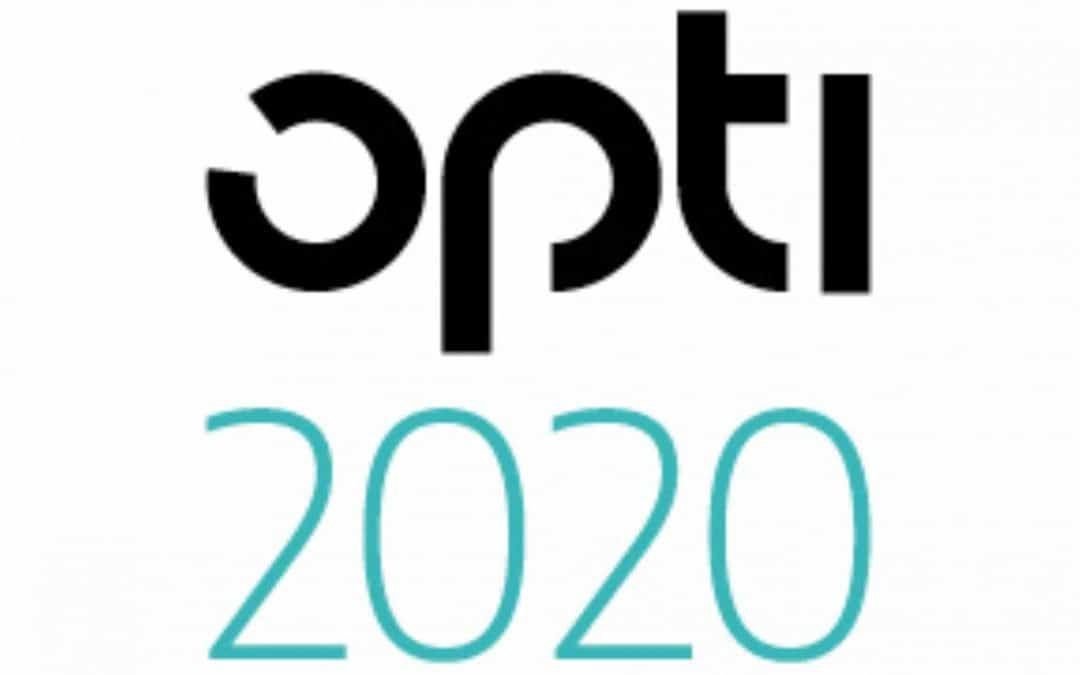 Keynote auf der Opti 2020