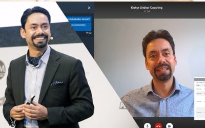 Online-Coaching: Krisenführung